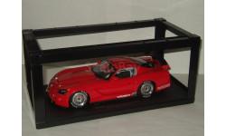 Додж Dodge Viper Competition Car 2004 Красный AutoArt 1:18 80420