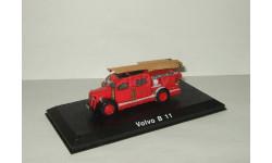 Вольво Volvo B11 Пожарный Atlas 1:72, масштабная модель, 1/72