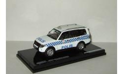 Мицубиси Mitsubishi Pajero IV 4x4 4WD Royal Brunei Police Force 2010 Vitesse 1:43 29323, масштабная модель, scale43