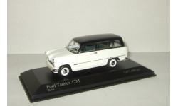 Форд Ford Taunus 12M 1957 Minichamps 1:43 400085610, масштабная модель, 1/43