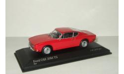 Форд Ford OSI 20M TS 1967 Minichamps 1:43 400087021, масштабная модель, 1/43
