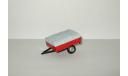 прицеп ММЗ 81024 Красный СССР TMT Models 1:43 ручная работа, масштабная модель, Гараж, scale43