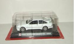 Форд Ford Sierra RS Cosworth 1986 Altaya Autoplus 1:43, масштабная модель, 1/43