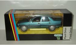 Форд Ford Escort Orion MK 2 Ghia 1990 Седан Schabak 1:24 Раритет, масштабная модель, scale24