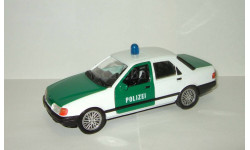 Форд Ford Sierra Police Polizei 1982 Schabak 1:24 Made in Germany (1999 г.), масштабная модель, scale24