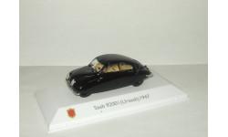 Сааб Saab 92001 Ursaab 1947 Черный Atlas 1:43