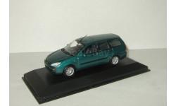 Форд Ford Focus 1 1999 Универсал Minichamps 1:43