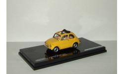 Фиат Fiat 500 F 1965 Vitesse 1:43 24508, масштабная модель, scale43