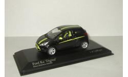 Форд Ford KA Digital 2009 Minichamps 1:43, масштабная модель, 1/43
