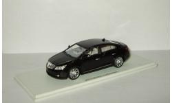 Бьюик Buick LaCrosse 2011 Черный Luxury Collectibles 1:43, масштабная модель, Luxury Diecast (USA), scale43