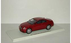 Кадиллак Cadillac CTS Sport Sedan 2011 Luxury Collectibles 1:43, масштабная модель, Luxury Diecast (USA), scale43