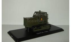 трактор ЧТЗ 100 CHTZ NVA (Национальная народная армия ГДР) Premium ClassiXXs 1:43 PCL47017, масштабная модель, scale43