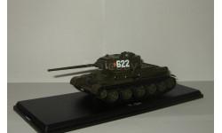 танк Т 34 NVA (Национальная народная армия ГДР) Premium ClassiXXs 1:43 PCL47026, масштабная модель, 1/43