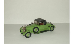 Роллс Ройс Rolls Royce Phantom 1 Doctors Coupe 1926 WMS 27 Western Models 1:43