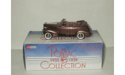Понтиак PONTIAC DELUXE SIX 1937 Brooklin Models 1:43, масштабная модель, 1/43