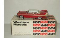 Плимут Plymouth Belvedere 1958 Western Models 1 43, масштабная модель, 1:43, 1/43