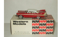 Плимут Plymouth Belvedere 1958 Western Models 1 43