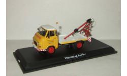 Hanomag Kurier Schuco 1:43 03246, масштабная модель, 1/43