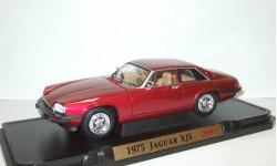 Ягуар Jaguar XJS 1975 Road Signature РАННИЙ 1:18, масштабная модель, scale18