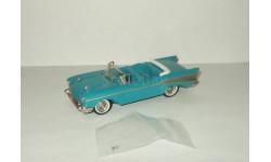 Шевроле Chevrolet Bel Air 1957 Western Models 1:43, масштабная модель, 1/43