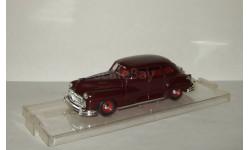 Desoto Deluxe Sedan 1947 Vitesse (Made in Portugal) 1:43, масштабная модель, scale43