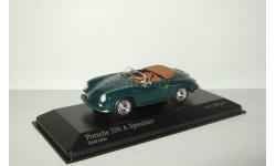 Порше Porsche 356 A Speedster 1956 Minichamps 1:43 430065541