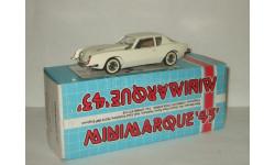 Studebaker Avanti II 1964 Minimarque 43 1:43