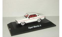 Опель Opel Manta A Swinger Schuco 1:43 02528, масштабная модель, 1/43