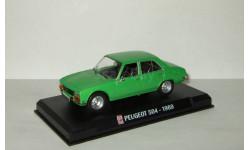Пежо Peugeot 504 1969 Altaya Autoplus 1:43, масштабная модель, scale43