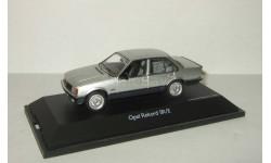 Опель Opel Rekord SR E Schuco 1:43 450342700, масштабная модель, 1/43