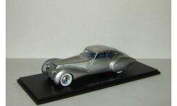 Delage D8 120 Pourtout 1937 Spark 1:43 S2703, масштабная модель, scale43