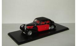 Бугатти Bugatti 57 Galibier 1939 Spark 1:43 S2709, масштабная модель, scale43