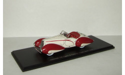 Delahaye 135 Figoni and Falaschi Grand Sport 1936 Spark 1:43 S2704, масштабная модель, 1/43