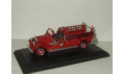 Пожарный автомобиль Mack 1935 Type 75 BX Signature 1:43