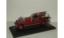 Пожарный автомобиль Ahrens Fox N S 4 1925 Signature 1:43