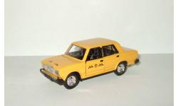 Ваз 2107 Жигули Lada СССР Такси Агат Тантал Радон 1:43, масштабная модель, 1/43, Агат/Моссар/Тантал