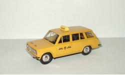 Ваз 2102 Жигули Lada Такси СССР Агат Тантал Радон 1:43, масштабная модель, 1/43, Агат/Моссар/Тантал