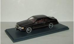 Линкольн Lincoln Mark VII 1984 Черный Neo 1:43 NEO45500, масштабная модель, 1/43, Neo Scale Models