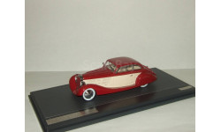 DELAGE D8 105S Aerodynamic Coupe 1935 Matrix 1:43 MX50407-011