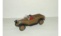 Татра Tatra 11 Normandie Чезия Чехословакия 1924 Igra 1:36, масштабная модель, 1:35, 1/35