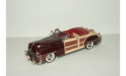 Крайслер Chrysler Town & Country 1948 Motor City USA 1:43 MC 22, масштабная модель, 1/43