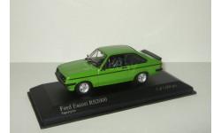 Форд Ford Escort II RS 2000 1975 Minichamps 1:43 400084301, масштабная модель, 1/43