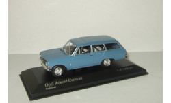 Опель Opel Rekord II Caravan 1962 Minichamps 1:43 400041012, масштабная модель, 1/43