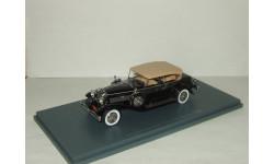 Duesenberg Model J Tourster Derham 'Black' 1930 Neo 1:43 NEO45940