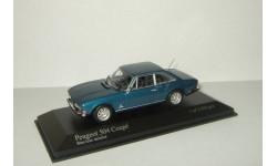 Пежо Peugeot 504 Coupe 1974 Minichamps 1:43 400112124, масштабная модель, 1/43
