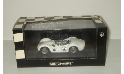 Мазерати Maserati Tipo 61 1960 Minichamps 1:43 400601266, масштабная модель, 1/43, Peugeot