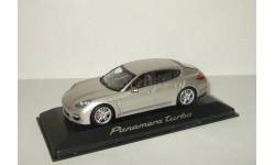 Порше Porsche Panamera Turbo Minichamps 1:43, масштабная модель, 1/43