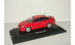 Опель Opel Vectra C OPC Magmarot Schuco 1:43 04961, масштабная модель, 1/43