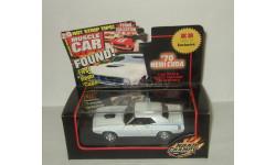 Плимут Plymouth Hemi Cuda 1970 Road Champs 1:43, масштабная модель, 1/43