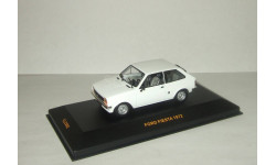 Форд Ford Fiesta 1972 IXO 1:43 CLC092, масштабная модель, 1/43, IXO Road (серии MOC, CLC)